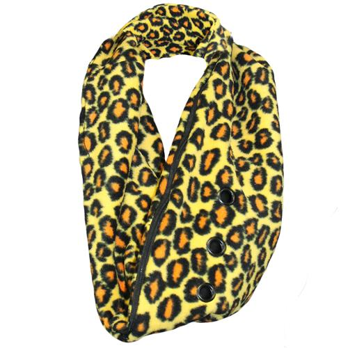 Exotic Nutrition Bonding Small Animal Pouch, Leopard