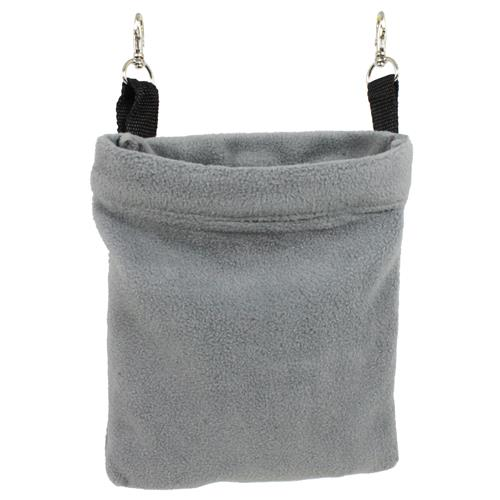 Exotic Nutrition Economy Small Animal Nest Pouch, Grey