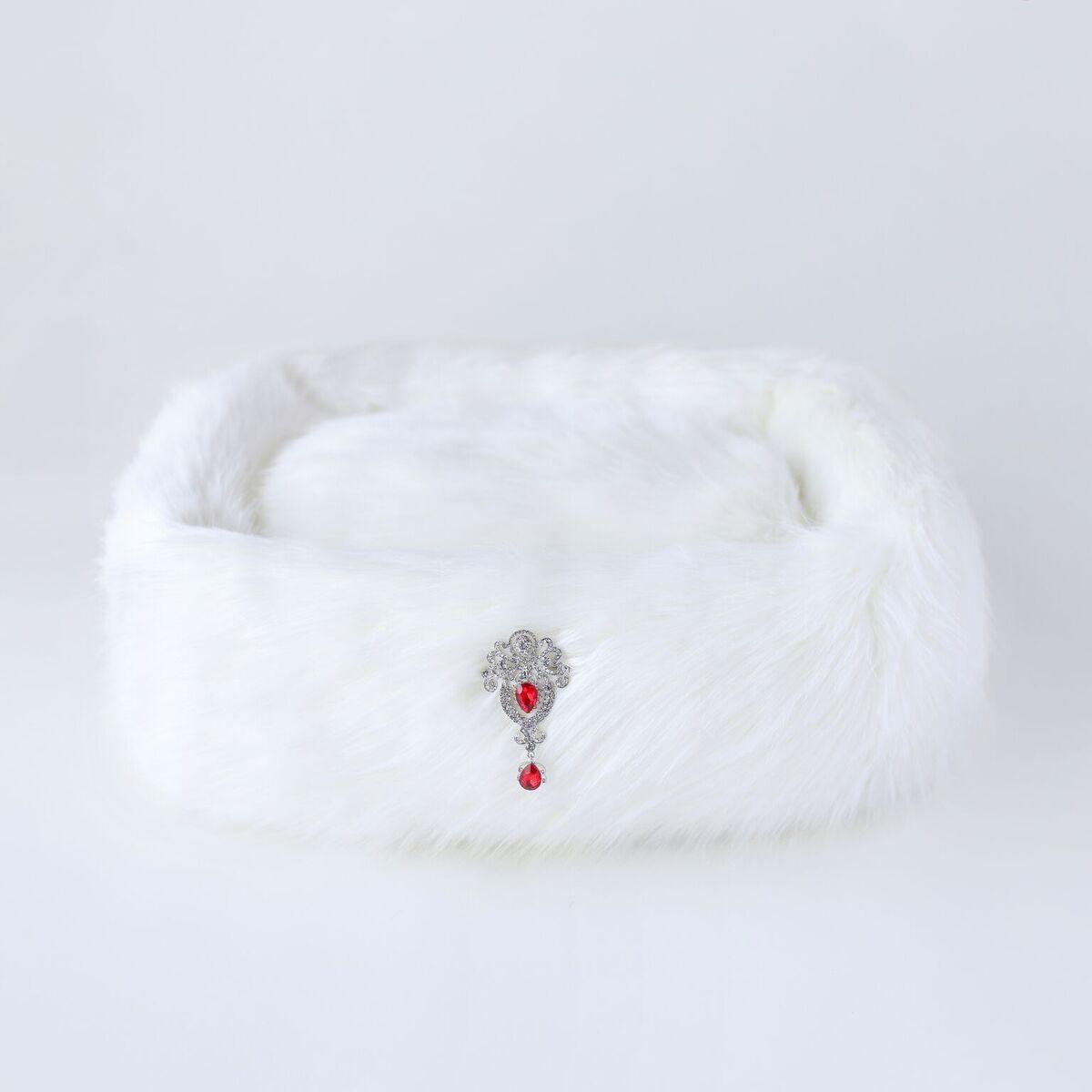 Hello Doggie The Arctic Bed, Ivory