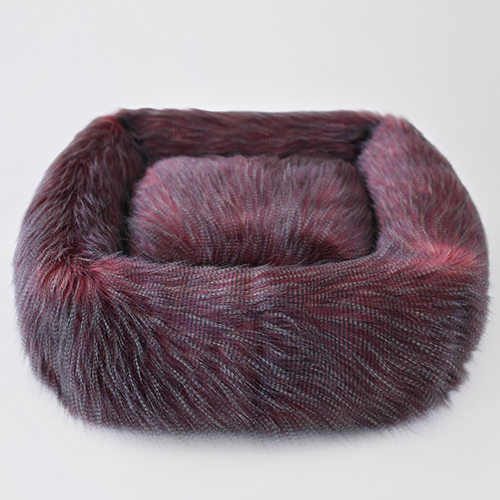 Hello Doggie Exotic Ostrich Dog Bed