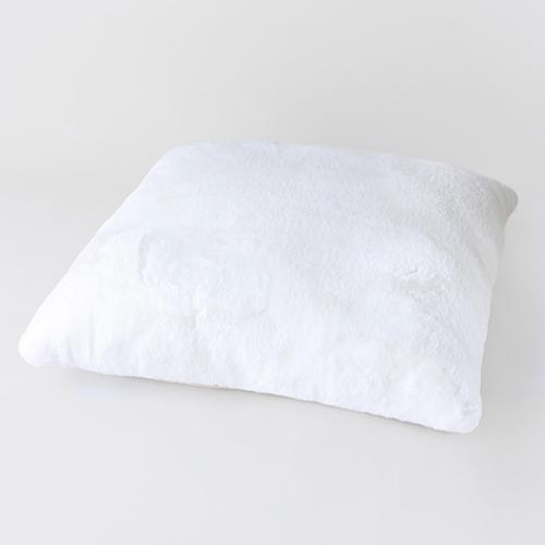 Hello Doggie Serenity Dog Bed, White