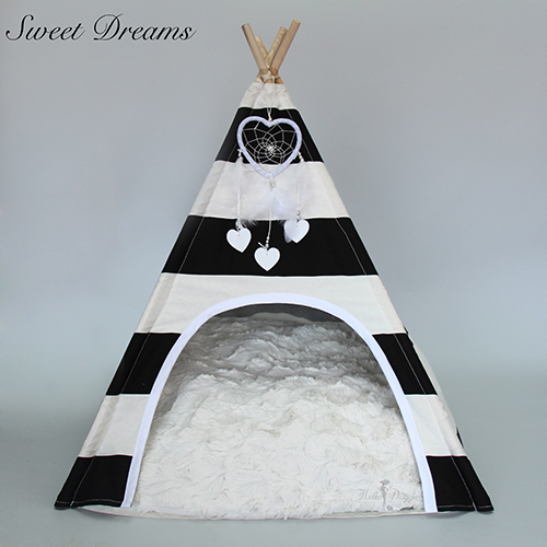 Hello Doggie Dog Teepee, Sweet Dreams