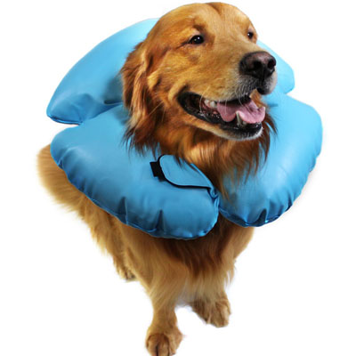 KVP Air-O Pet Inflatable Recovery Collar, Small (6-10-in)