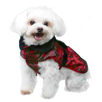 Pooch Outfitters City Coat, Elizabeth, X-Large