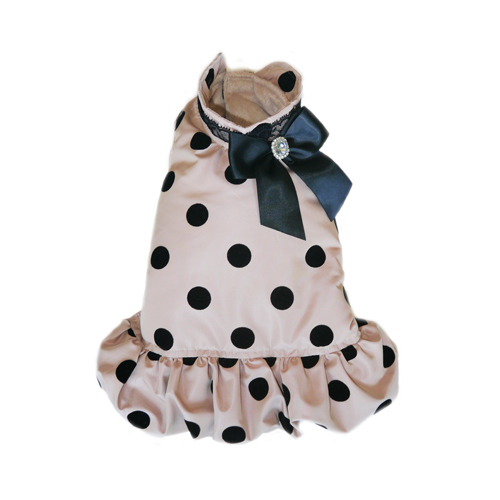Pooch Outfitters City Coat, Annie, Medium