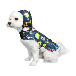 Pooch Outfitters Raincoat, Zootopia, Medium