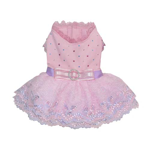 Pooch Outfitters Party Dress, Kaelyn, Medium