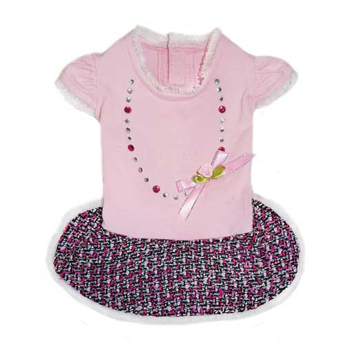 Pooch Outfitters Day Dress, Peyton , Small