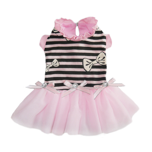 Pooch Outfitters Party Dress, Felicity, XX-Small