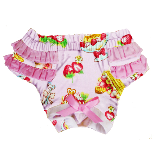 Pooch Outfitters Dog Panty, Molly, X-Large