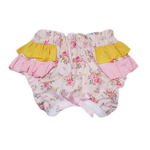 Pooch Outfitters Dog Panty, Alice, X-Large