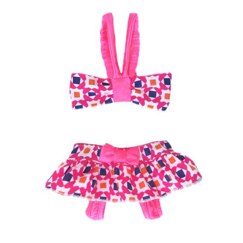 Pooch Outfitters Dog Bikini, Maya, XX-Small