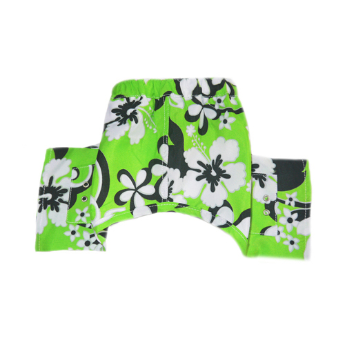 Pooch Outfitters Swim Trunk, Pattaya, Medium
