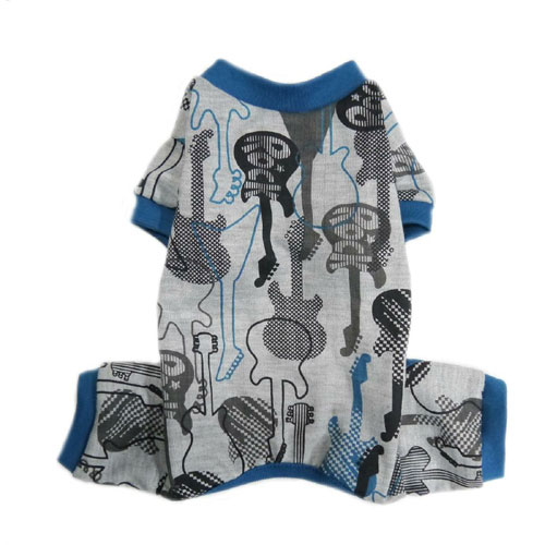 Pooch Outfitters Pajama, Jimi, Small