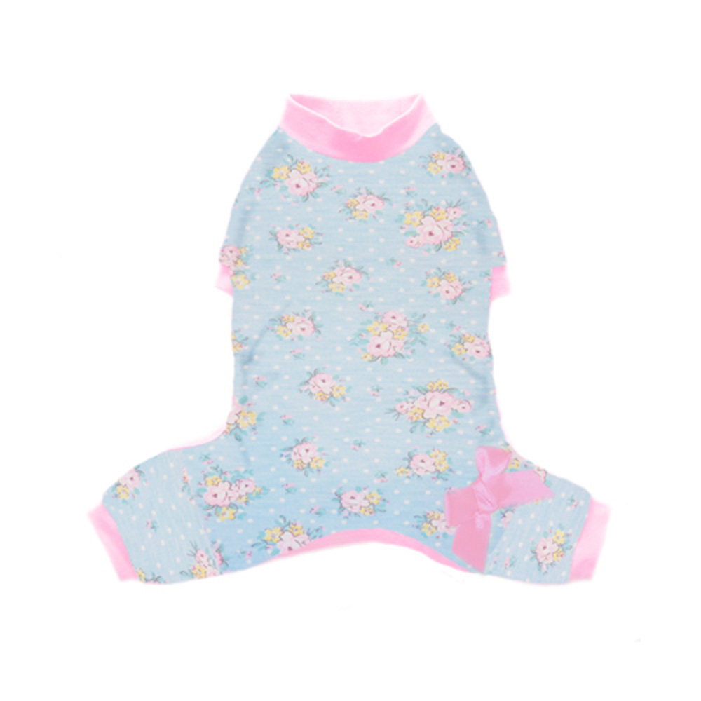 Pooch Outfitters Pajama, Emma, Medium