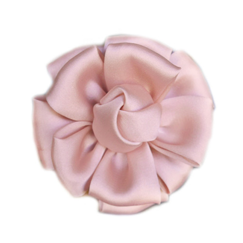 Pooch Outfitters Collar Flower, Jolie Dusty Rose