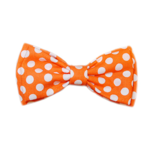 Pooch Outfitters Collar Slider Bow Tie, Presley, Small/Medium