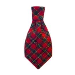 Pooch Outfitters Collar Slider Necktie, Xmas, XX-Small/X-Small