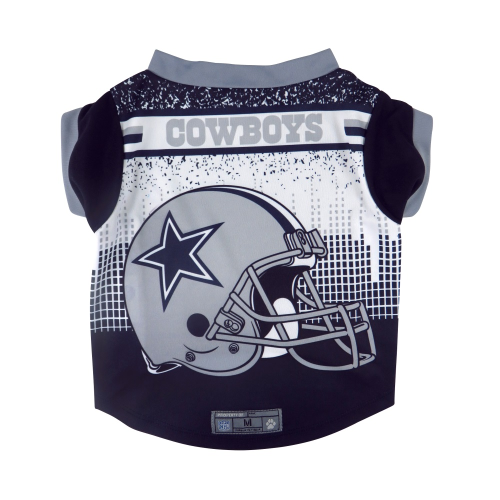 Little Earth Dog T-Shirt, NFL Dallas Cowboys, X-Large