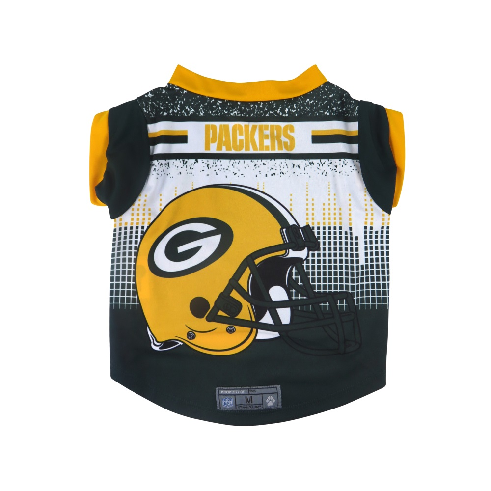 Little Earth Dog T-Shirt, NFL Green Bay Packers, Small