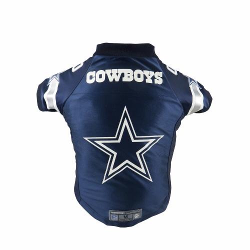 Little Earth Premium Dog Jersey, NFL Dallas Cowboys, X-Large