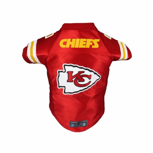 Little Earth Premium Dog Jersey, NFL Kansas City Chiefs, Small