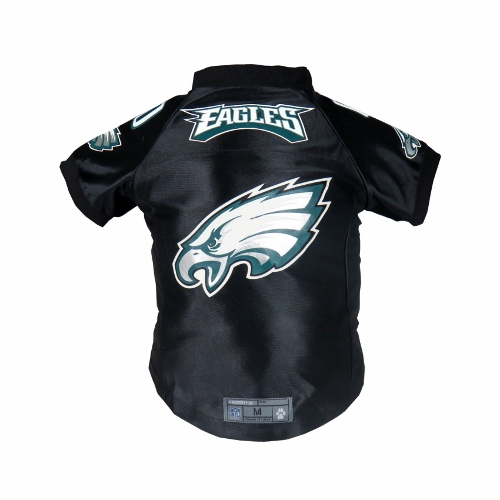 Little Earth Premium Dog Jersey, NFL Philadelphia Eagles, Small