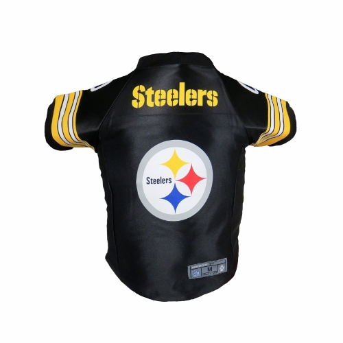 Little Earth Premium Dog Jersey, NFL Pittsburgh Steelers, Small