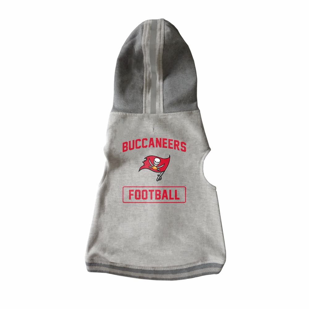 Little Earth Dog Hoodie, NFL Tampa Bay Buccaneers, Small