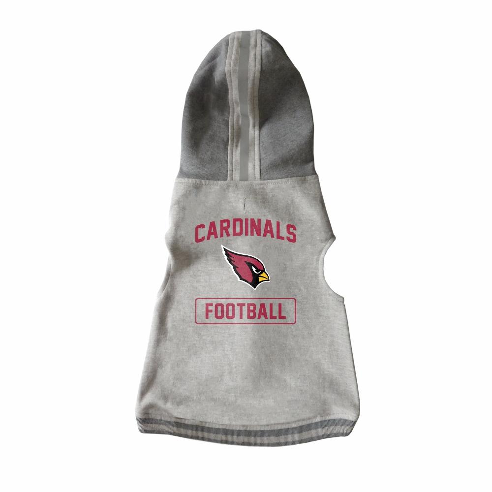 Little Earth Dog Hoodie, NFL Arizona Cardinals, Medium