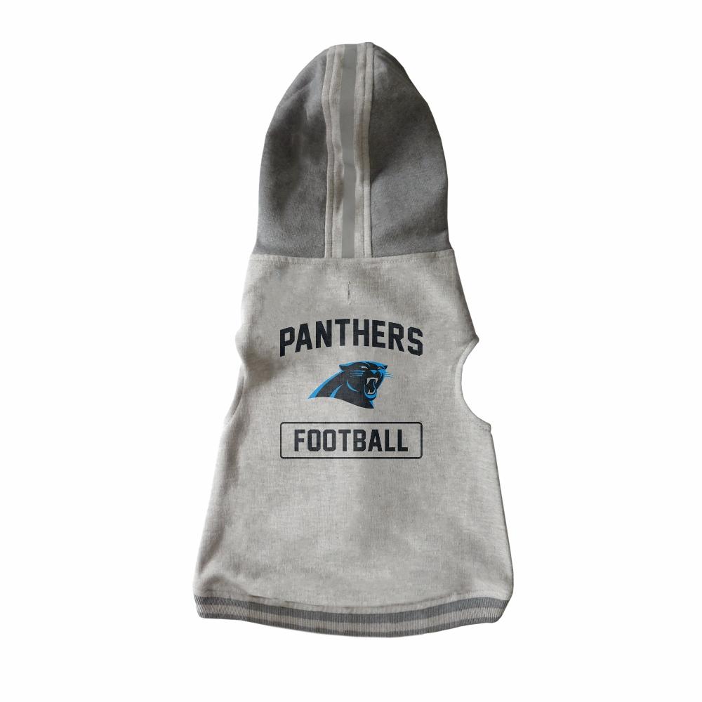 Little Earth Dog Hoodie, NFL Carolina Panthers, Medium