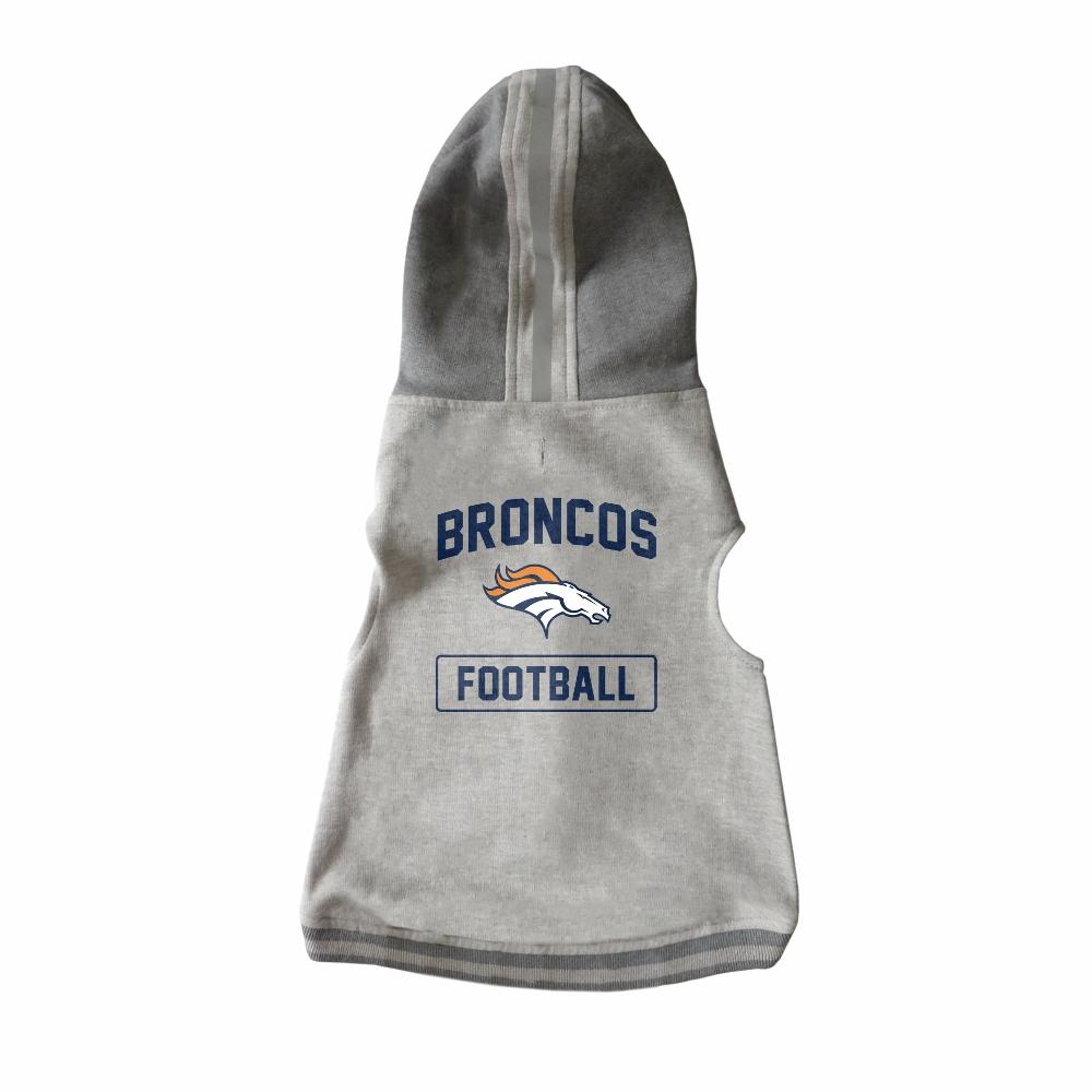 Little Earth Dog Hoodie, NFL Denver Broncos, X-Large