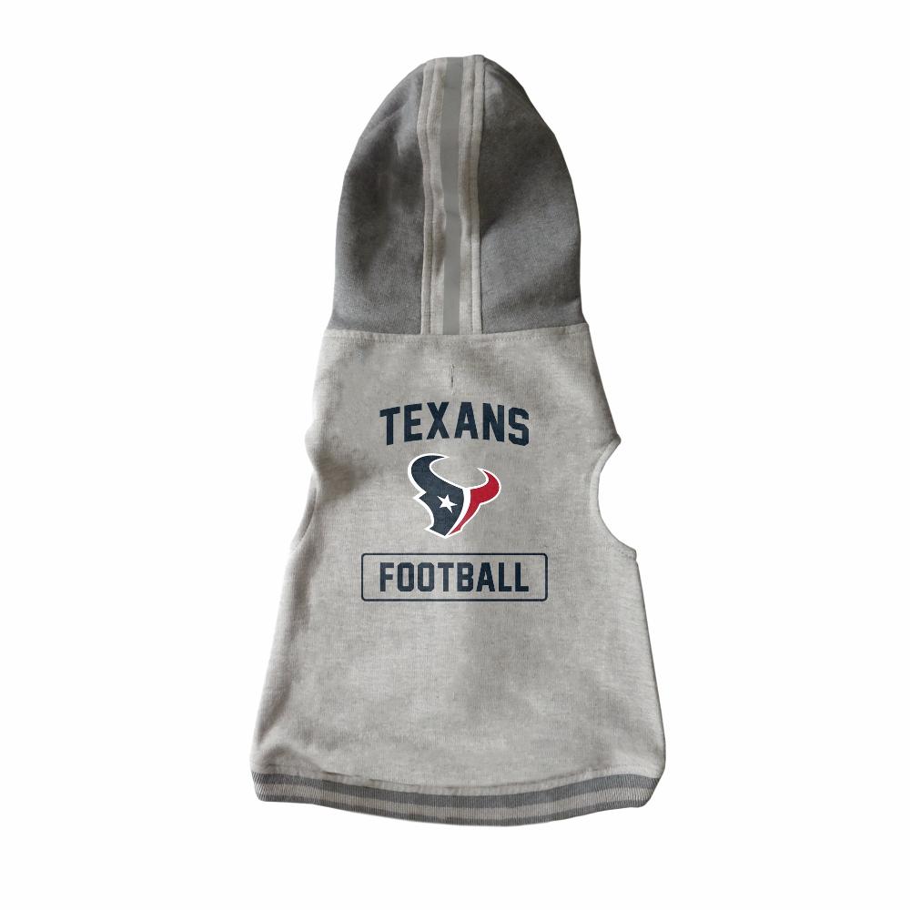 Little Earth Dog Hoodie, NFL Houston Texans, Medium
