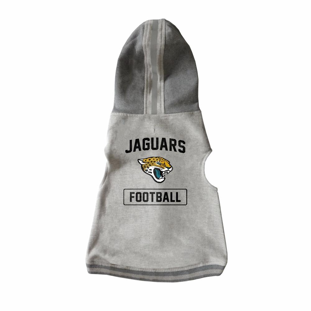 Little Earth Dog Hoodie, NFL Jacksonville Jaguars, Medium