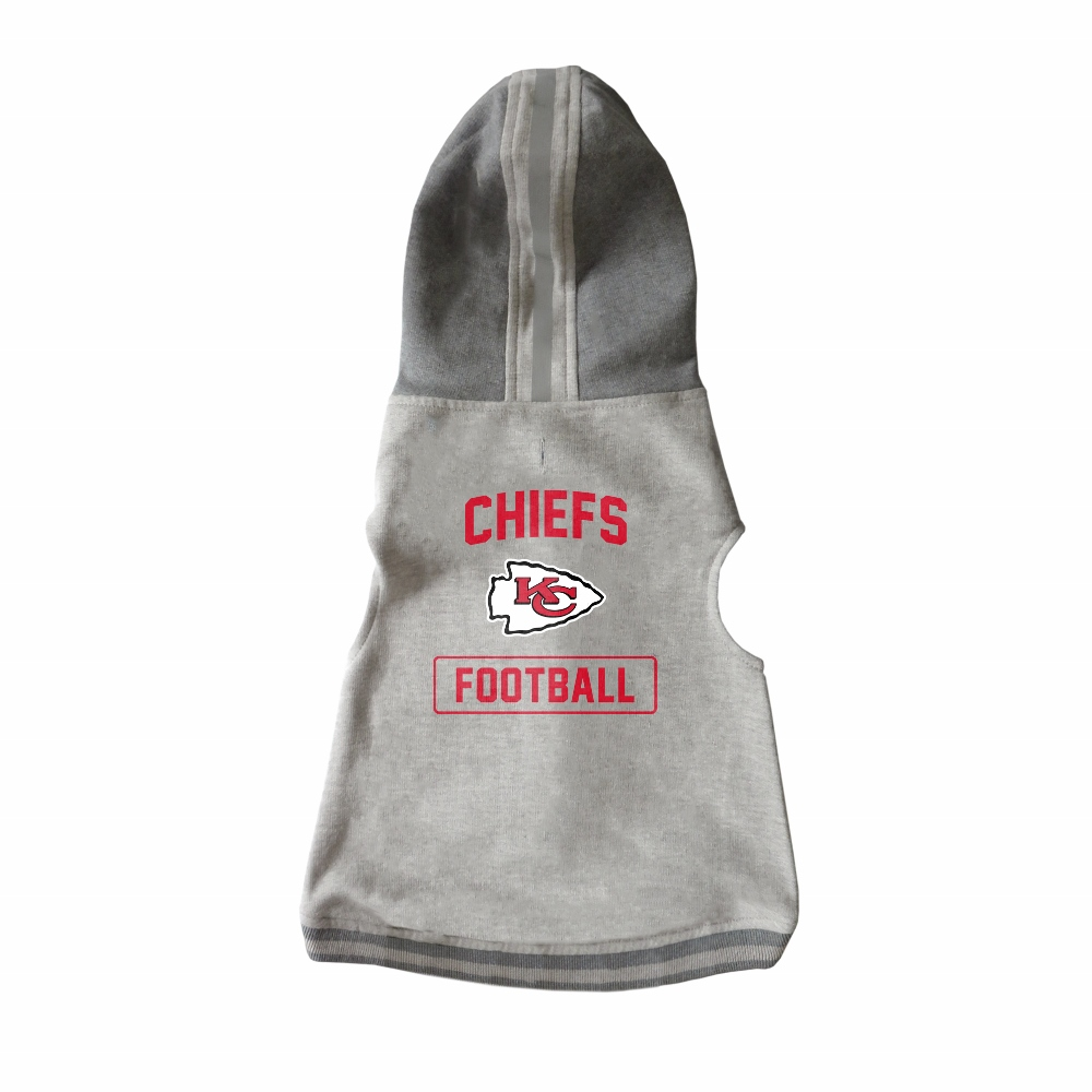 Little Earth Dog Hoodie, NFL Kansas City Chiefs, X-Large