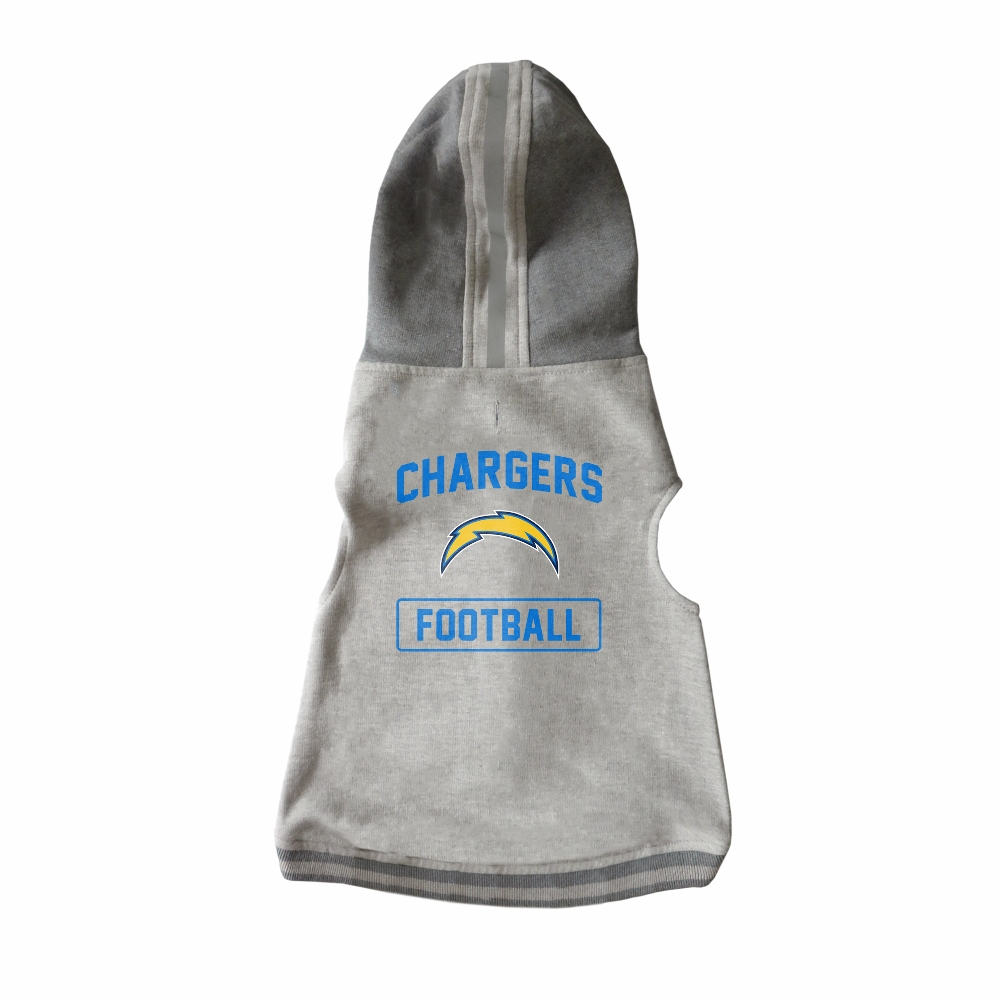Little Earth Dog Hoodie, NFL Los Angeles Chargers, Medium
