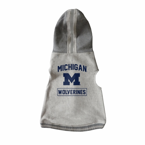Little Earth Dog Hoodie, NCAA Michigan Wolverines, X-Large