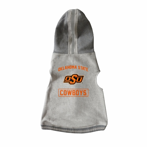 Little Earth Dog Hoodie, NCAA Oklahoma State Cowboys, Medium