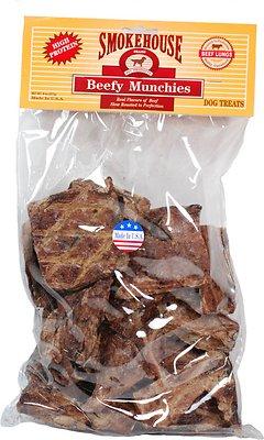 Smokehouse USA Beefy Munchies Dog Treats