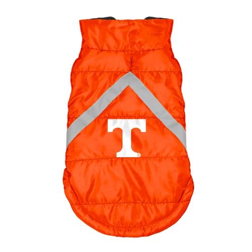 Little Earth Dog Puffer Vest, NCAA Tennessee Volunteers, Teacup
