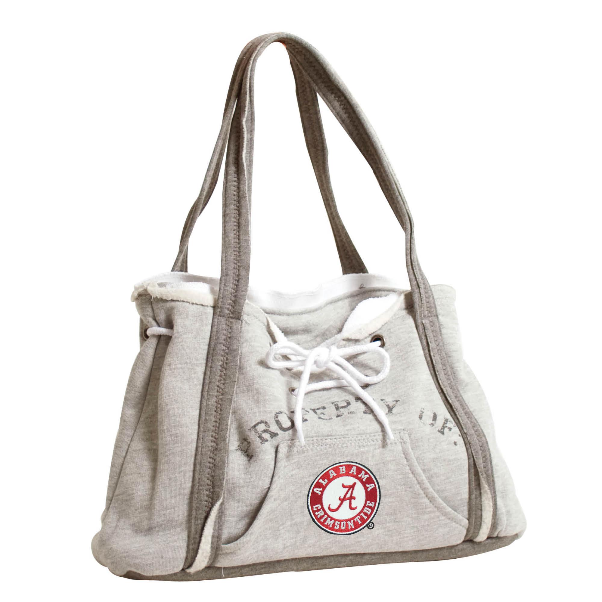 Little Earth Hoodie Style Purse, NCAA Alabama Crimson Tide