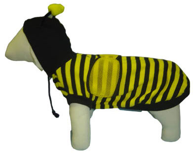 PAMPET / Puppe Love Dog Costume, Bee, Size 0