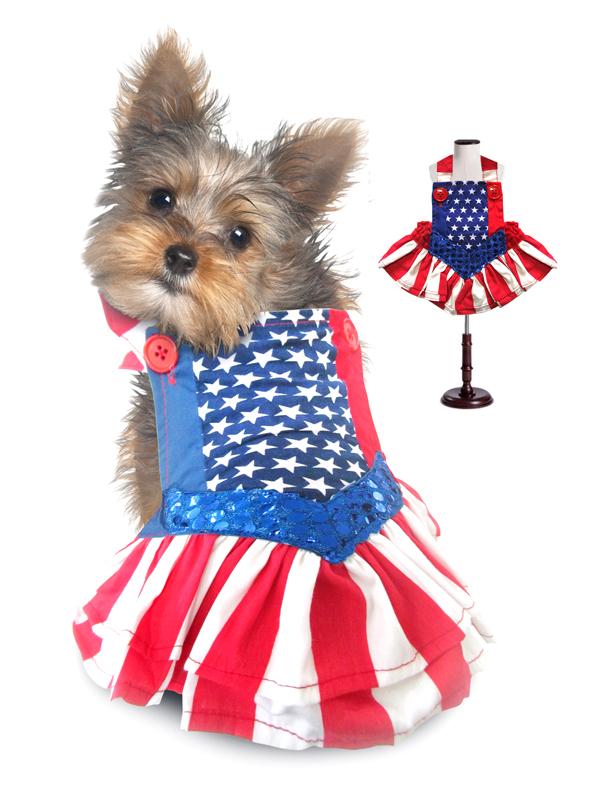 PAMPET / Puppe Love Dog Costume, Wonder Dog, Size 0