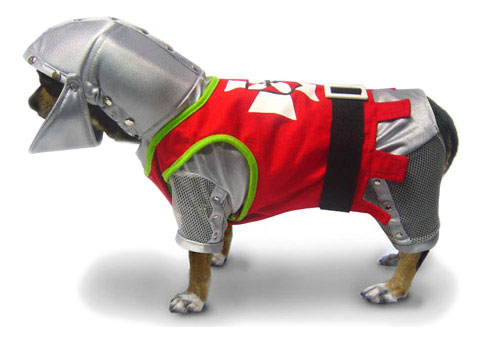 PAMPET / Puppe Love Dog Costume, Sir Barks-A-Lot, Size 0