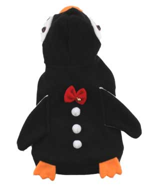 PAMPET / Puppe Love Dog Costume, Penguin, Size 0
