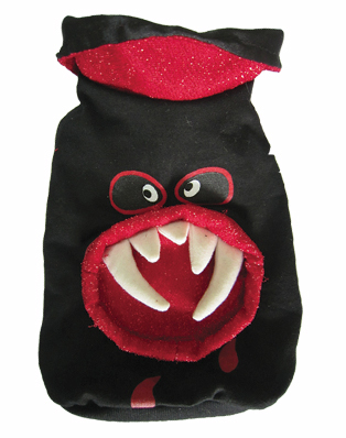 PAMPET / Puppe Love Dog Costume, Dracula, Size 0
