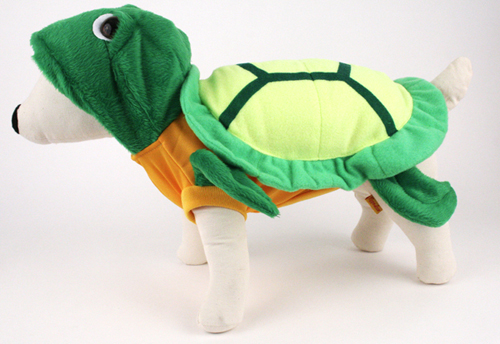 PAMPET / Puppe Love Dog Costume, Turtle, Size 3