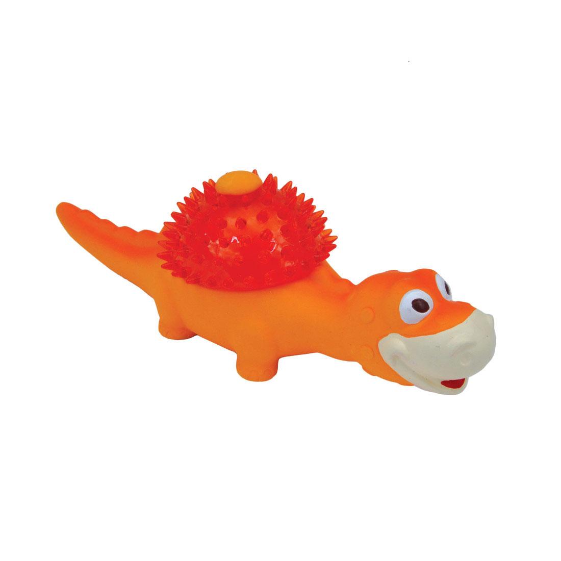 Coastal Pet Li'l Pals Latex & TPR Dinosaur Dog Toy