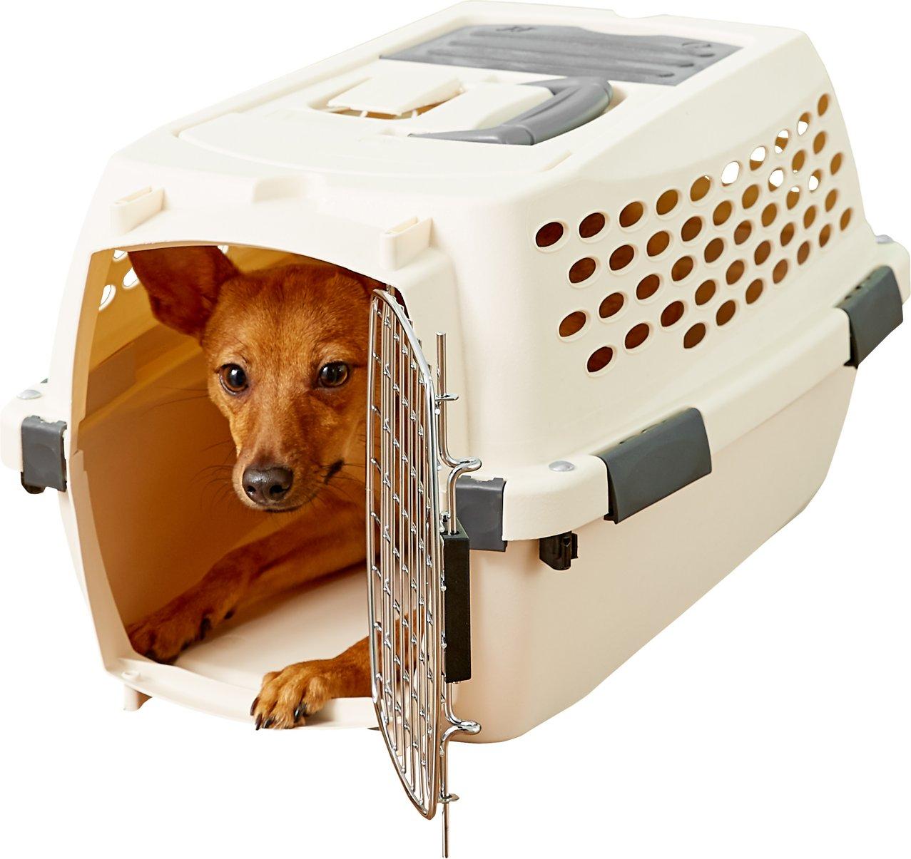 Petmate Vari Dog & Cat Kennel, 19-in