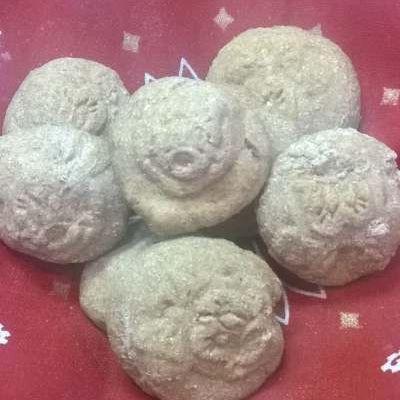 Bosco's Biscuits Lamb & Rice Patties Dog Treats, 1-lb Size: 1-lb